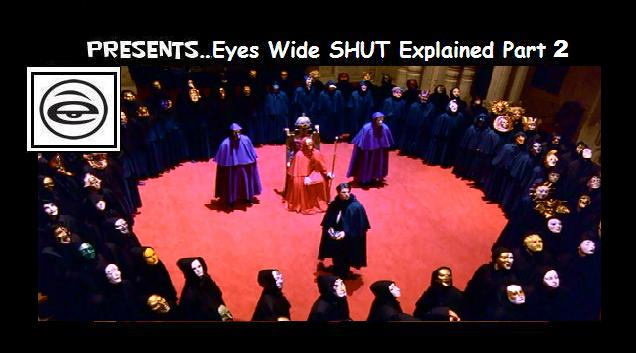 "Part II – The Hidden (And Not So Hidden) Messages in Stanley Kubrick's ""Eyes Wide Shut"""