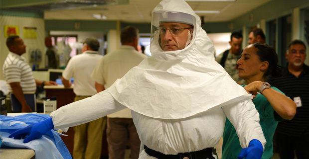 Doctors: Potential Ebola Cases Still 'Covered Up By CDC'